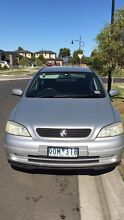 Holden Astra silver Roxburgh Park Hume Area Preview