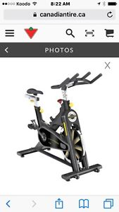 Live strong LS9-91C Commercial grade indoor cycle
