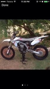 Yz450f 2010 fuel injected Geraldton Geraldton City Preview