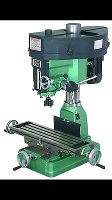 Brand New 2020- Heaven Duty 12 Speed 1.5 Hp- R8 Millingdrilling Machine