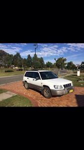 Subaru Forester 2001 Camden Camden Area Preview