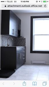 4 1/2 for rent in the Heart of Lachine
