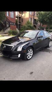 Cadillac ATS 4 2013