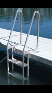 Dock ladder