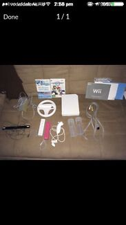 Wanted: Wii Set