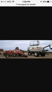 Wanted 30-40ft air seeder.