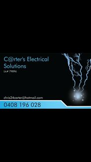 Electrician $65P/h