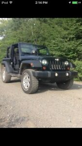 2012 Jeep Wrangler payment takeover of buyout