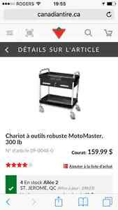 Chariot à outils