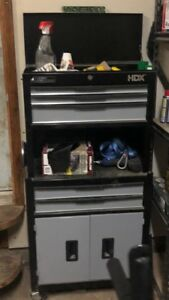 SOLD PPU.....HDX TOOL CHEST AND TOP