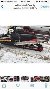 Parting out like new Arctic cat mc900 efi 151