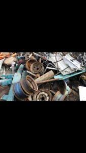 Eastern shore scrap metal pick up