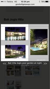 Private deluxe Joglo Villa in Bali Berwick Casey Area Preview