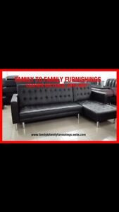 ••••••Leo Sectional Sofa Bed•••••
