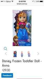 Anna and Elsa toddler dolls Strathalbyn Alexandrina Area Preview
