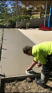 All professional concreting services