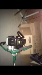 Brand new motorized ice auger