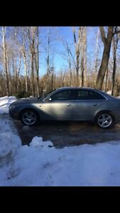 2007 AUDI A4 WILL SAFTEY AND ETEST