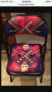 Looking For WWE Event Chair