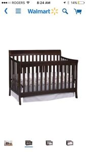 Storkcraft Convertible Crib - Daybed/Toddler bed/full size bed