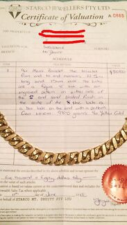 Solid gold bracelet!! make an offer. Swaps. Authenticated. Maclean Clarence Valley Preview