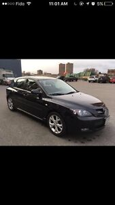 2008 Mazda 3 GT Hatchback - FULLY LOADED - Great condition