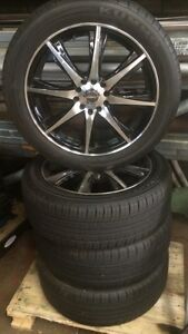 Mags & tyres 16 inch x 4 Alexandria Inner Sydney Preview