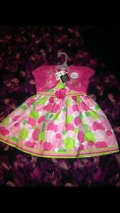 3 piece dress new 18-24 M