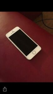 Silver iPhone  5s  32G