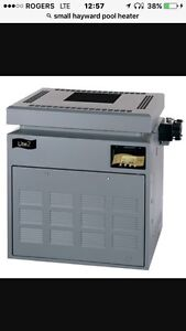 Looking for used pool heater.