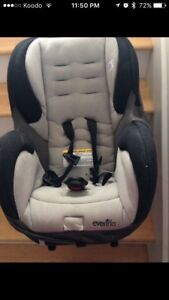 Car seat - evenflo carseat
