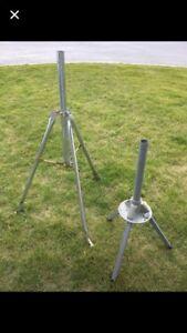 Trépied pour antenne