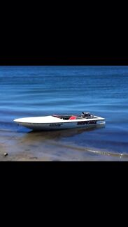 Ski boat Clarence Town Dungog Area Preview