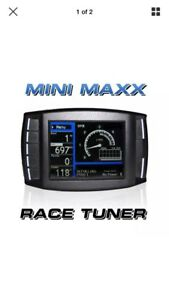 H and S Mini Maxx EGR/DPF TUNER