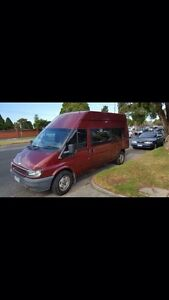 Ford Transit 2003 Gardenvale Glen Eira Area Preview
