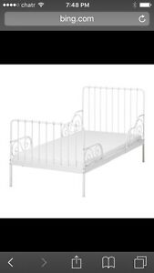 IKEA toddler/single bed