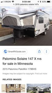 Front tent end 2015 palomino solaire 147x