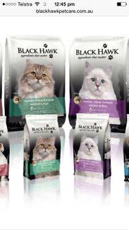 Black Hawk cat food Thornton Maitland Area Preview