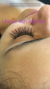 eyelash & eyebrow extensions Moorebank Liverpool & chipping norton Moorebank Liverpool Area Preview