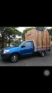 Man with ute for hire Rocklea Brisbane South West Preview