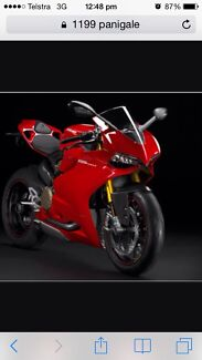 Ducati 1199S Panigale  Perth CBD Perth City Preview