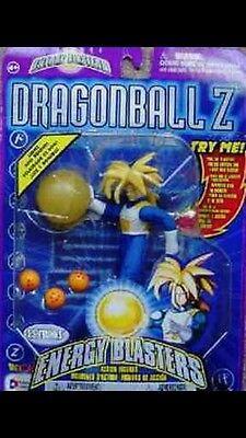 Dragonball Z Energy Blasters Ss Trunks Irwin Toy