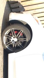 Rims for trade (5x114.3)