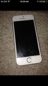 iPhone 5S (locked to Bell)