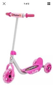 RAZOR JR. LIL' KICK SCOOTER BRAND NEW