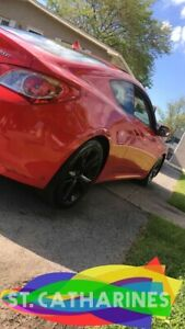 2011 genesis coupe for sale