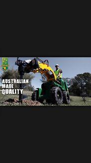 HIRE ME $190 kanga dingo toro skid steer loader bobcat excavator truck  Thornton Maitland Area Preview
