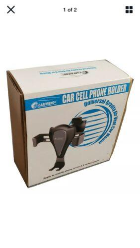 Cell Phone Mount CarFriend Gravity Auto Lock Car Air Vent Ph