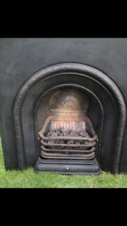 Wanted: Victorian cast iron fireplace with coal gas burner