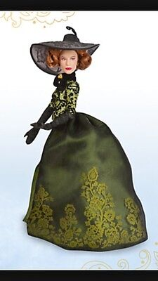 Disney Store Cinderella Live Action Film Doll Lady Tremaine Stepmother SOLD OUT